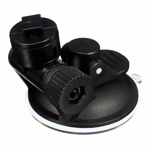 BLACK Car Windshield Suction Cup Bracket