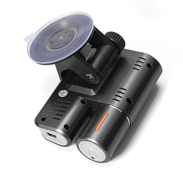 Dash cam HD Dual DK3600