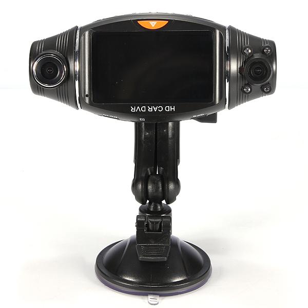 Dash cam HD Dual DKR310