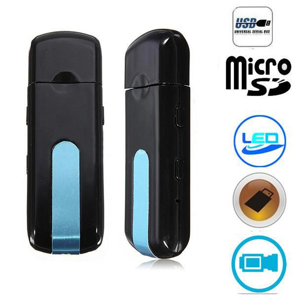 DCM MiniU8 USB Disk Hidden Camera
