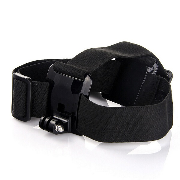 Elastic Adjustable Head Strap for Sports Action Camera